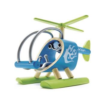 Hélicoptère en bambou - Hape