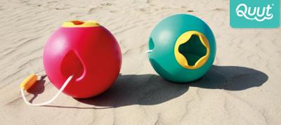 jouets de plage Quut