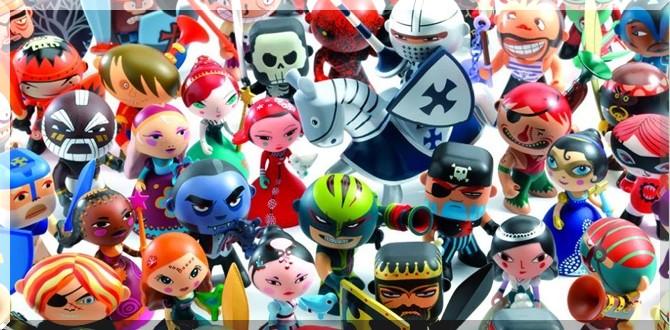 figurine de djeco