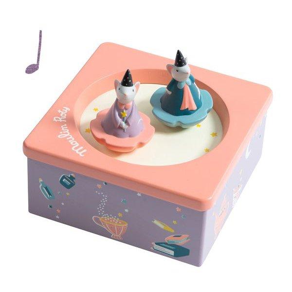 Boite à musique Cadeau de naissance bébé