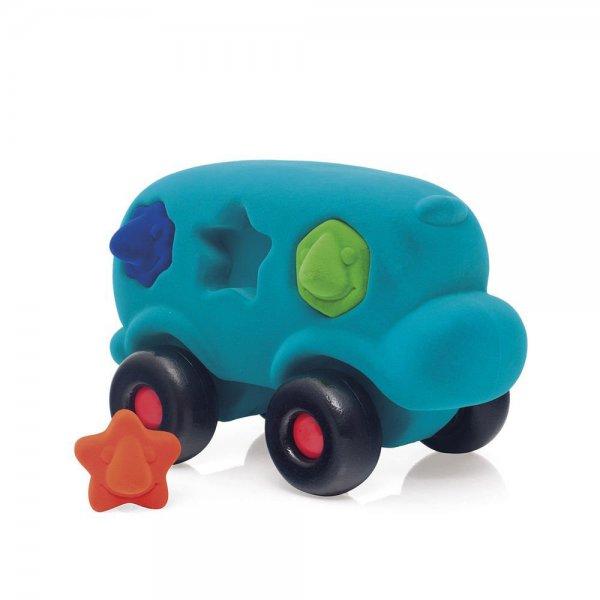 Bus à formes en caoutchouc enfant