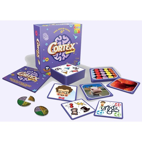 jeu cortex challenge kids