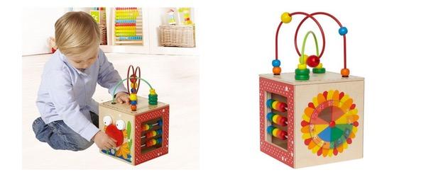 maxi cubes d 39 activit s en bois. Black Bedroom Furniture Sets. Home Design Ideas