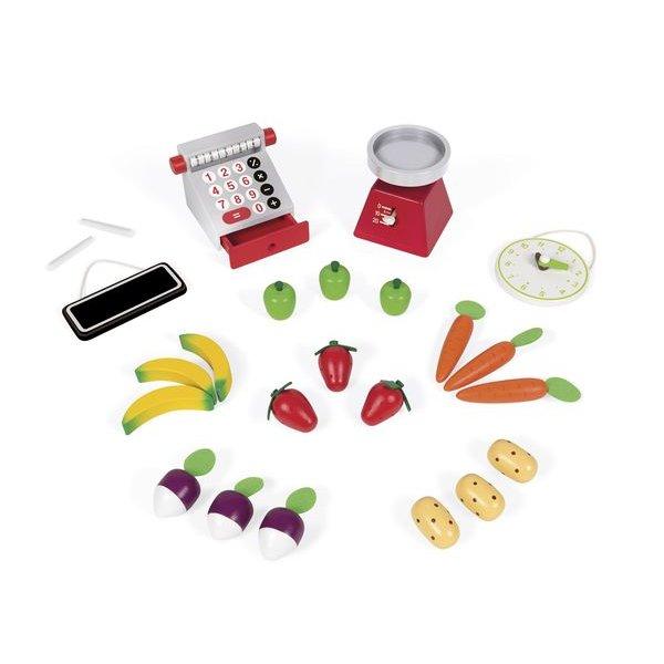 Dinette enfant produits fruit légume