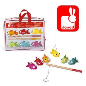 jeu pêche à la ligne fishy janod