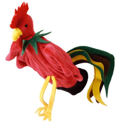 marionnette coq
