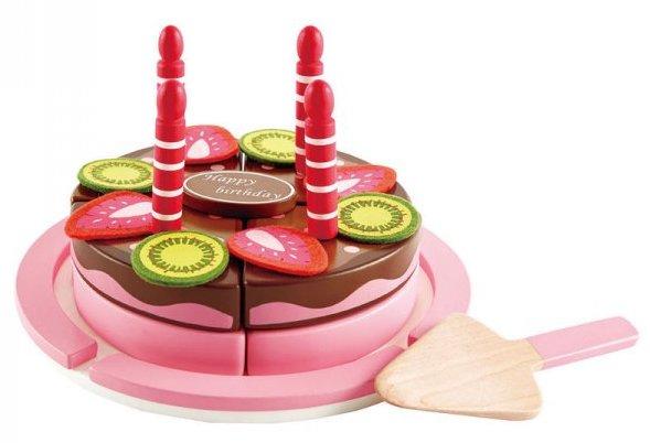 Gâteau à découper pour enfant