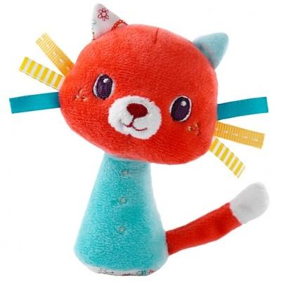 Mini hochet colette le chat lilliputiens - Colette gaze et son bebe ...