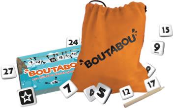 Boutabou - jeu Asmodée