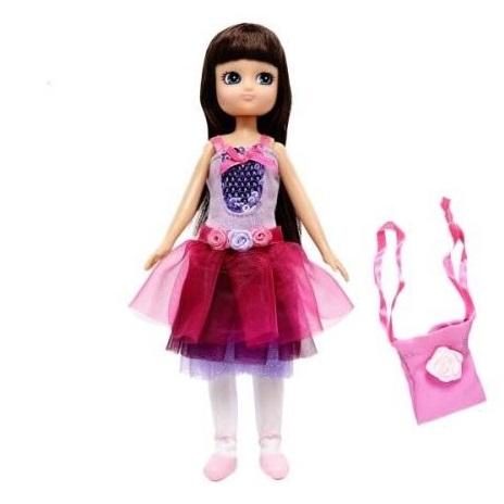 Petite poupée danseuse pour jeune fille