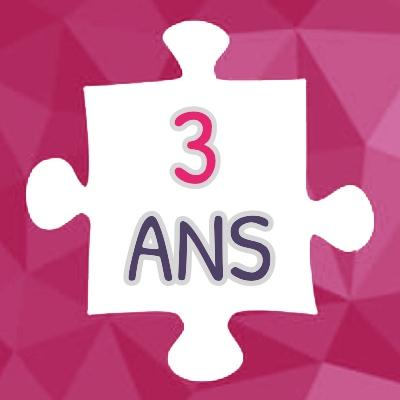 puzzle 3 ans DJECO