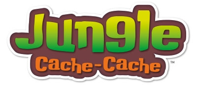 Jeu cache cache Jungle - Smartgames