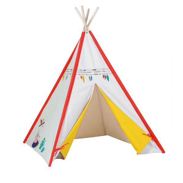 cabanes et tipis pour enfants. Black Bedroom Furniture Sets. Home Design Ideas