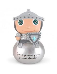 Tirelire chevalier - Quand...