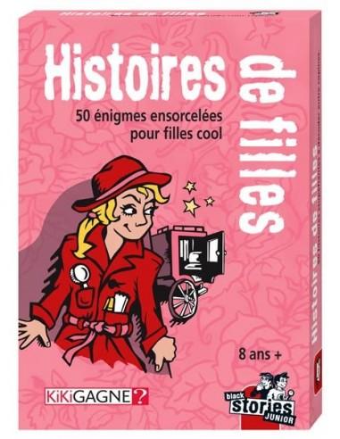 Jeu d'énigme Histoires de filles -...