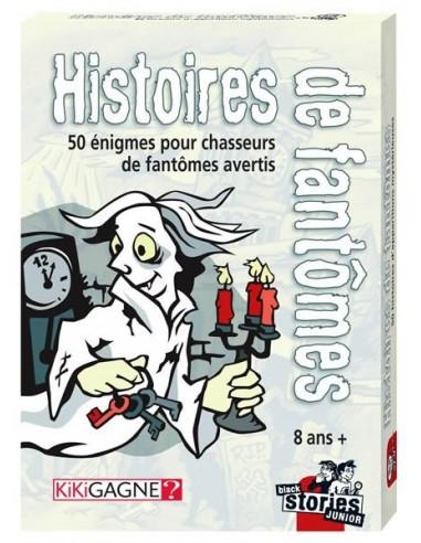 Jeu d'énigme Histoires de fantômes -...