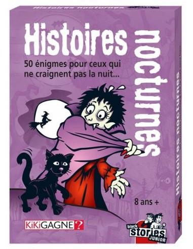 Jeu d'énigme Histoires nocturnes -...