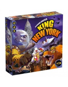King of New York - jeu Iello