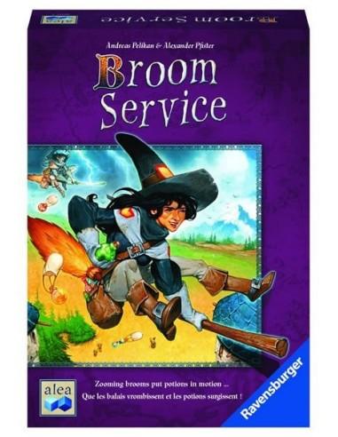 Jeu Broom service - Ravensburger