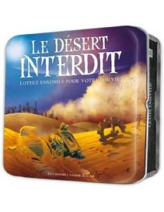 Jeu le désert interdit