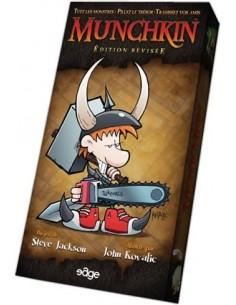 Jeu Munchkin - seconde édition