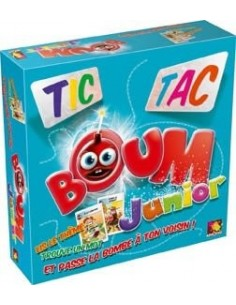 Tic tac boum junior - jeu...