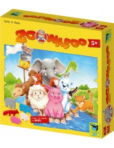 Zoowaboo - jeu de réflexion