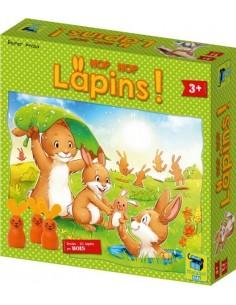 Hop Hop lapins - jeu de...