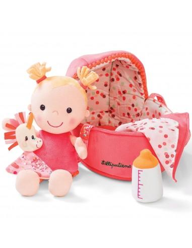 Poupée bébé Louise - Lilliputiens