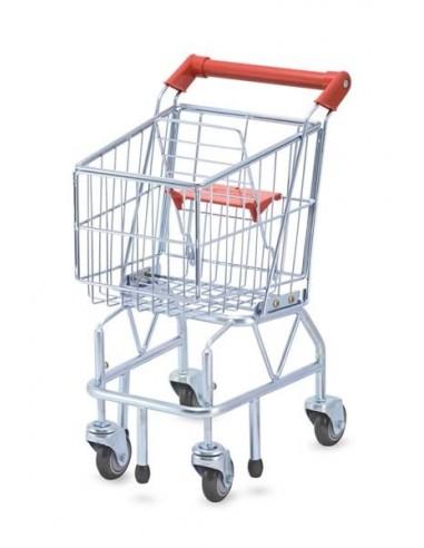 Caddie chariot de courses - Mélissa &...