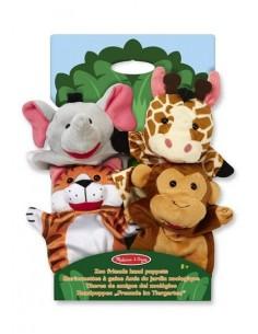 Marionnettes du zoo -...