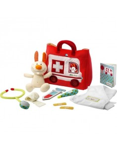 L'ambulance du petit...