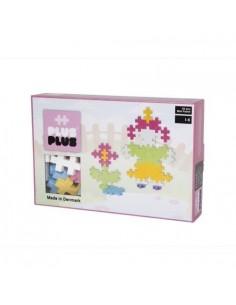 Plus Plus Box midi pastel 150 pièces