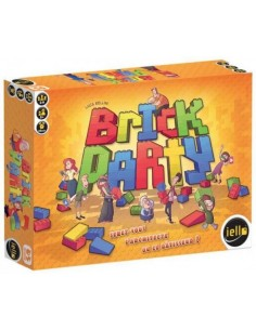Brick Party - jeu Iello