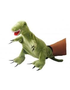 Gant marionnette dinosaure...