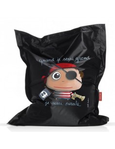 Bean bag pirate - Quand je...