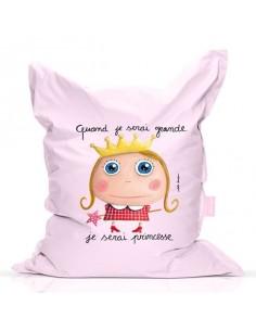 Bean bag princesse