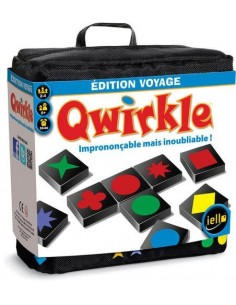 Qwirkle voyage - jeu Iello