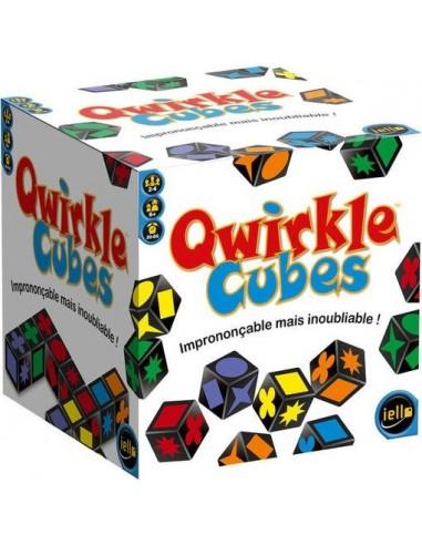 Qwirkle cubes - jeu Iello