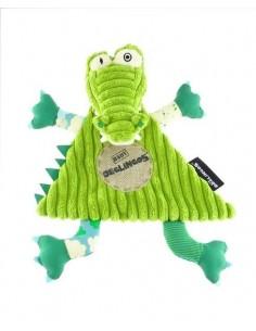 Doudou aligatos l'alligator...