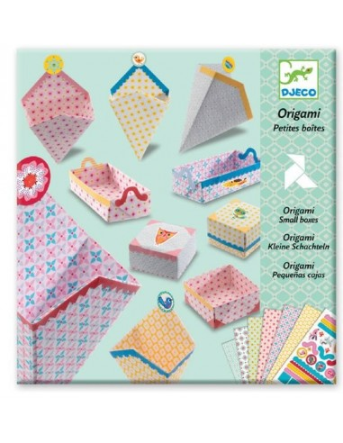 Origami petites boites - Djeco