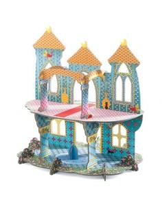 Château des merveilles décor Pop to play 3D
