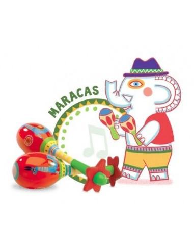 Maracas Animambo Djeco