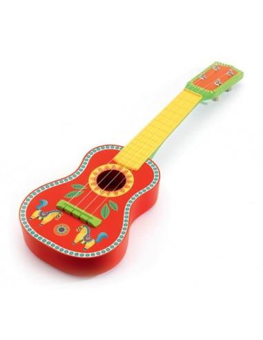 Ukulélé guitare Animambo - Djeco