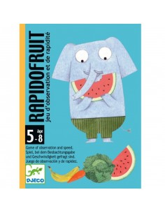 Rapido fruit - jeu de carte...