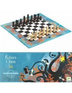 Jeu d'échecs - Djeco