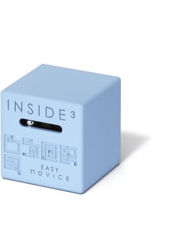 Inside Novice Easy bleu