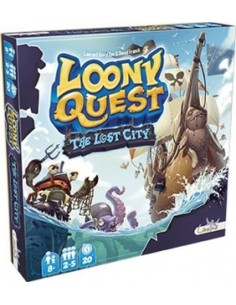 Extension Loony quest - The...