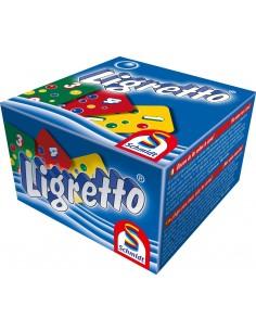 Jeu Ligretto bleu