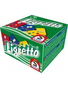 Jeu Ligretto vert